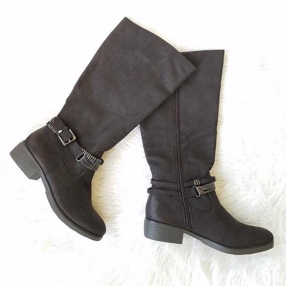 ceb1d8e85a1 Style   Co Wardd Knee High Boots. M 5b591c09d6dc52c69c61ec64